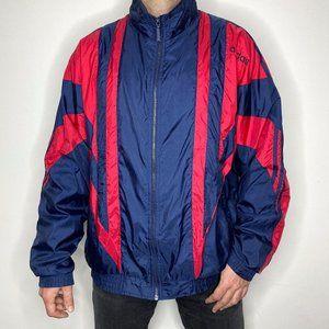 Vintage Adidas Zip Up Spots Track Jacket